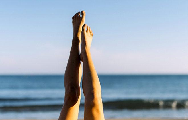 Cómo cuidar tus pies en Verano